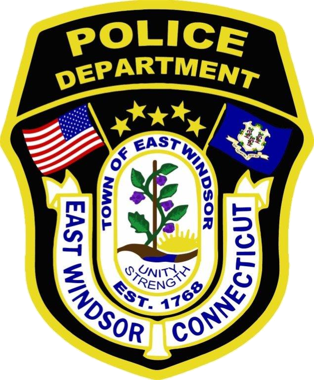 East Windsor Police Patch
